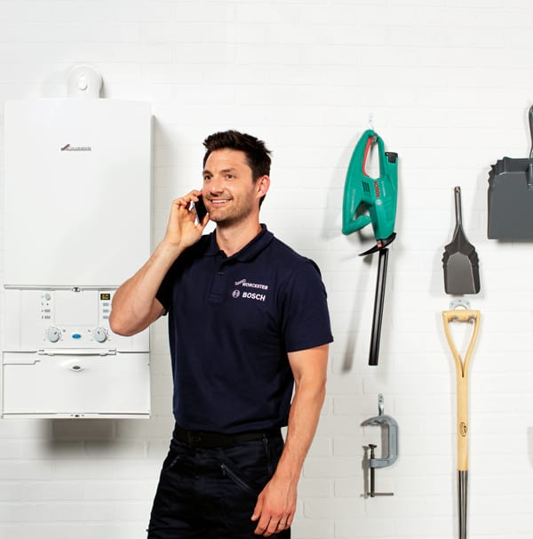 Why Worcester Bosch is recommended by plumbers in Surrey