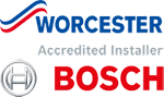 Worcester Bosch accredited installers in Surrey